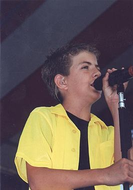 Billy Gilman in 2000