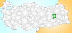 Bingöl Turkey Provinces locator.jpg