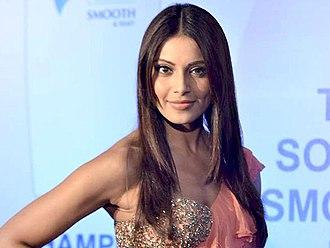 Bipasha Basu - Basu at the Pantene launch in 2012