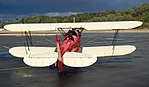 Biplane Waco UPF-7 at Boeing Field.jpg