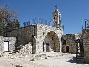 Kafr Bir'im - Image: Birem 057