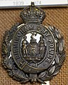 Birmingham City Police Kings Crown Helmet Plate 1901-1930 (13200262154).jpg
