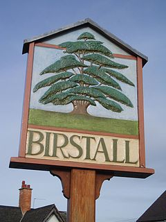 Birstall, Leicestershire village in Leicestershire, England