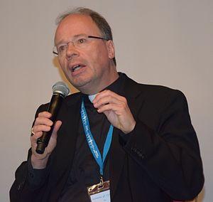 Stephan Ackermann - Image: Bischof Dr. Stephan Ackermann 2, (Trier), 99. Deutscher Katholikentag