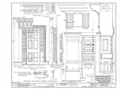 Bishop Michael Portier House, 307 Conti Street, Mobile, Mobile County, AL HABS ALA,49-MOBI,38- (sheet 5 of 9).png