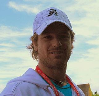 Blaž Kavčič Slovenian tennis player