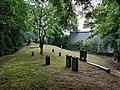 Blick in Richtung Eingang über den Jüdischen Friedhof Meppen.jpg