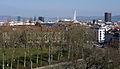Blick von St. Margarethen auf Basel, rechts der Mitte der Roche-Turm.jpg