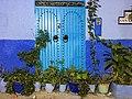Blue City, Chefchaouene, Morocco, 摩洛哥 - Explore - Flickr - cattan2011.jpg