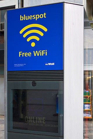 Wi-Fi By Solches [CC0], from Wikimedia Commons