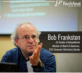 Bob Frankston at Techfest International Summit