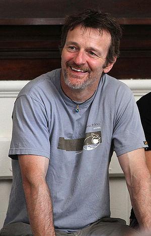 Bob Franklin (comedian) - Franklin at a live performance in 2011