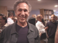Bob Gruen at Josh Cheuse's NYC book signing - June 7 2007. Video still from PUNKCAST 1162.png