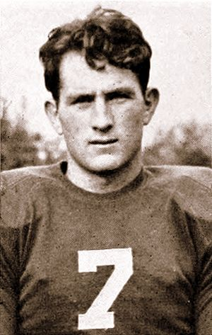 History of the Cleveland Rams - Hall of Fame quarterback Bob Waterfield led the Cleveland Rams to the 1945 NFL Championship.