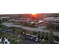 Boca Raton Condo Balcony West A1A Sunset.JPG