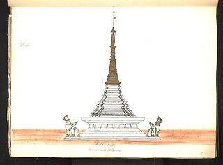 A Zay-dee. Memorial column