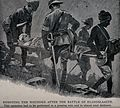Boer War; removing the wounded after the Battle of Elandslaa Wellcome V0015512.jpg