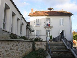 Boissise-la-Bertrand Commune in Île-de-France, France