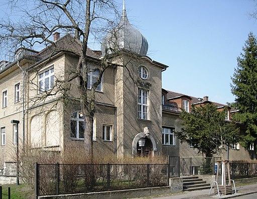 Boltzmannstraße 18 Berlin-Dahlem