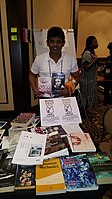 BookSwapping at Wikimania 2018 20180722 151806 (14).jpg
