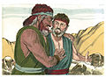 Book of Genesis Chapter 33-2 (Bible Illustrations by Sweet Media).jpg