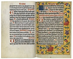Book of hours Wolfgang Hopyl
