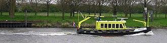 Rijkswaterstaat - The vessel Speurder, of Rijkswaterstaat