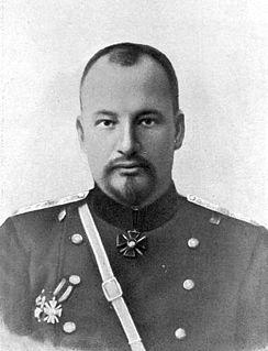 Court physician for Tsar Nicholas II