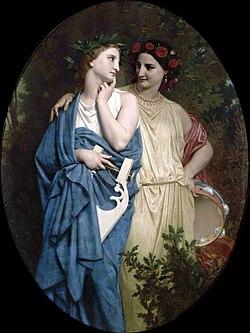 Bouguereau, Philomèle et Progné, 1861.jpg