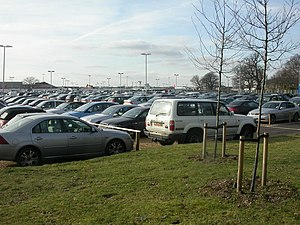 Bournemouth Airport - Bournemouth Airport Car Park