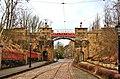 Bowes-Lyon Bridge, Crich Tramway museum - geograph.org.uk - 1731446.jpg