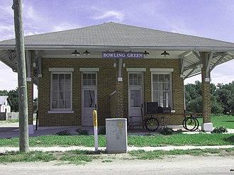 Bowling Green, Florida - Image: Bowling Green, Florida ACL Station