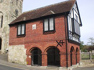 Brading - Brading Old Town Hall
