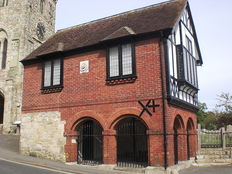 Brading Old Town Hall