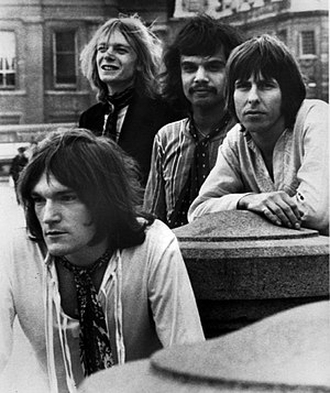 Brian Auger and the Trinity - The band in 1970.