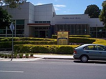 Bribie Island-Retail and entertainment facilities-Bribie Island Library