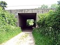 Bridge carrying the A1 over bridleway - geograph.org.uk - 460486.jpg