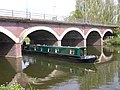 Bridge over River Avon, Stratford-upon-Avon - geograph.org.uk - 1834401.jpg