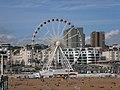Brighton Wheel From Pier 2013.jpg