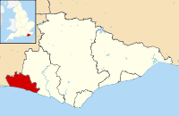 Brighton and Hove UK locator map.svg