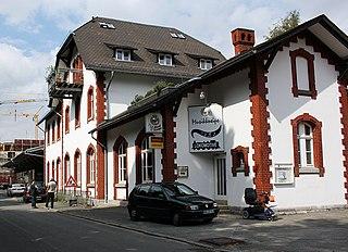 Brilon Stadt station