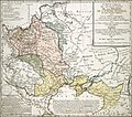 Brion de La Tour. Carte de l'empire Ottoman par la paix entre les russes et les turcs, par un traité entre la M. d'Autriche et le G. seigneur. 1775.jpg