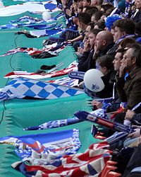 Bristol Rovers vs Doncaster Rovers - Rovers fans.jpg