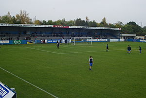 Nuneaton Town F.C. - Liberty Way, Nuneaton