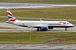 British Airways, G-LCYP, Embraer ERJ-190SR (25267923157).jpg