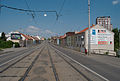 Brno - Kuřimská street from south.jpg