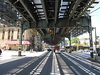 Broadway (Brooklyn) - Image: Broadway Brooklyn IMG 9137