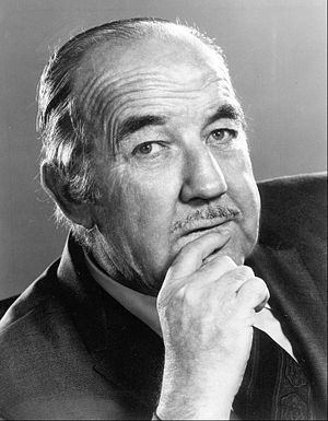 Broderick Crawford - Crawford in The Interns (1971)
