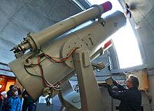 Brorfelde 50cm teleskopet