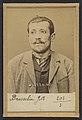 Brosselin. Jean-Baptiste. 32 ans, né le 10-1-62 à Aulay (Côte d'Or). Menuisier. Anarchiste. 2-7-94. MET DP290229.jpg